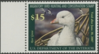 Scan of RW73 2006 Duck Stamp