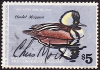 Scan of RW45 1978 Duck Stamp