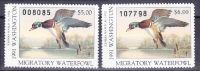 Scan of 1991 Washington Duck Stamps