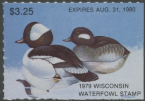 Scan of WI2 1979 Duck Stamp  MNH VF