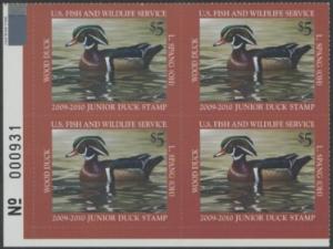 Scan of JDS17 2009 Duck Stamp