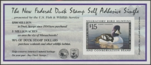 Scan of RW65A 1998 Duck Stamp