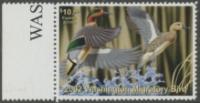 Scan of 2002 Washington Duck Stamp