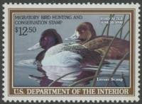 Scan of RW56 1989 Duck Stamp