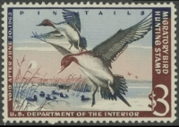 Scan of RW29 1962 Duck Stamp
