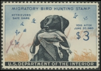 Scan of RW26 1959 Duck Stamp